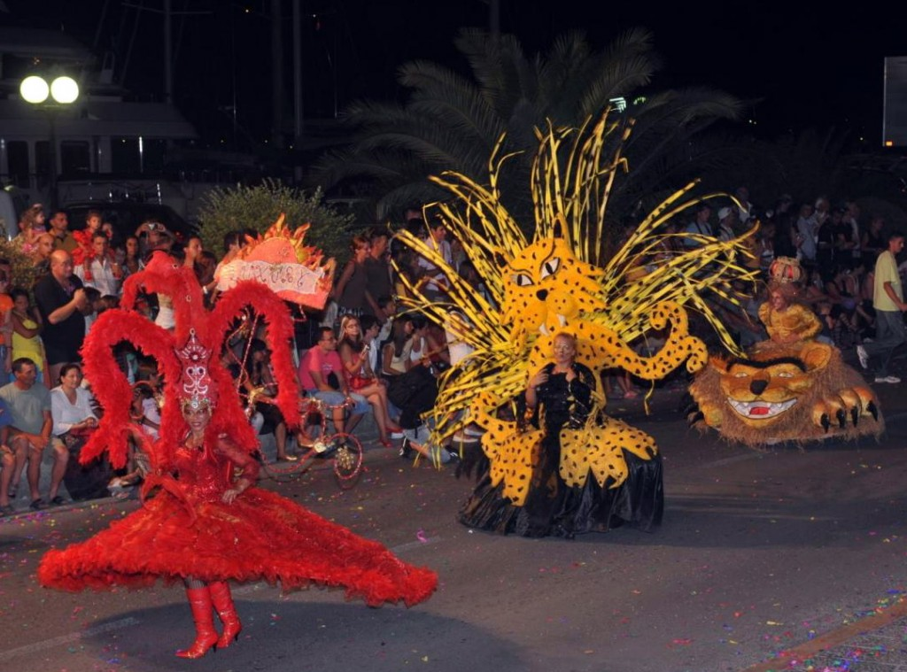 Budva karneval