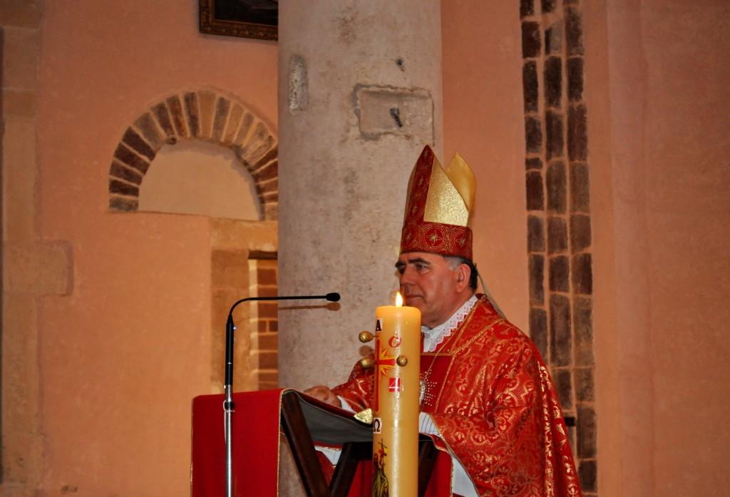 Biskup Ilija Janjić - Foto Boka News
