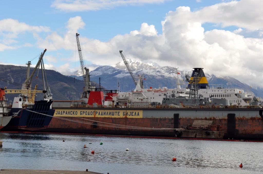 Jadransko brodogradilište Bijela