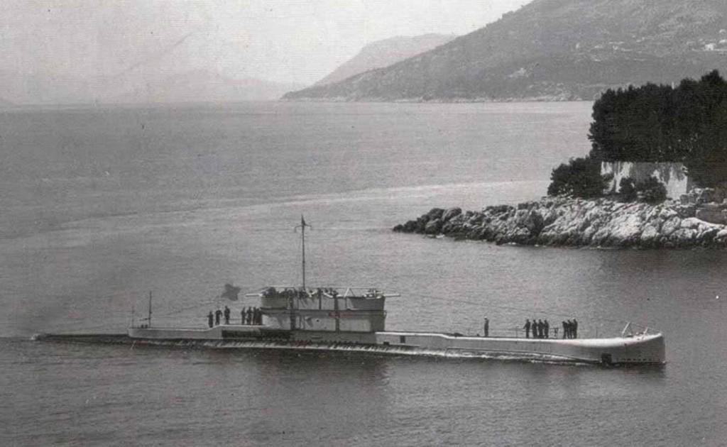 Jugoslovenska podmornica HRABRI