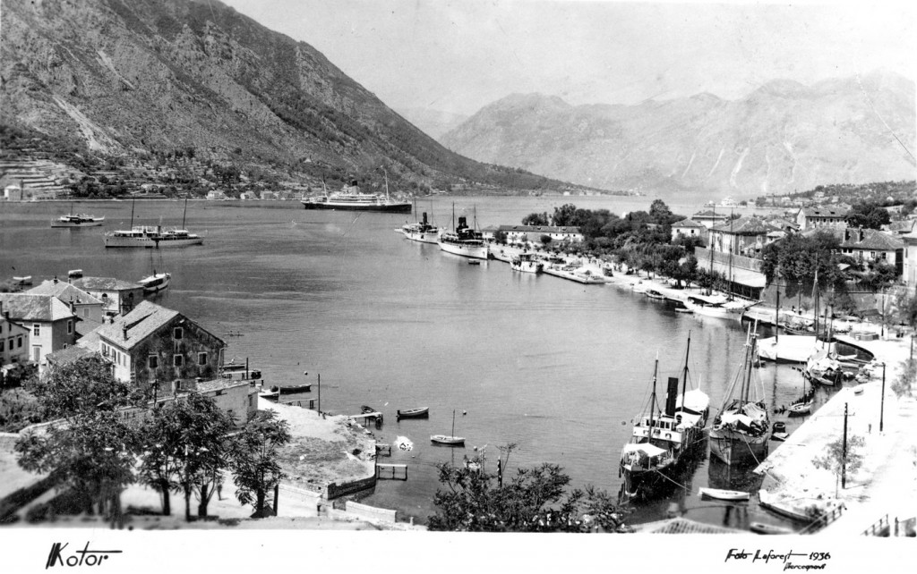 Kotor - Laforest 1936