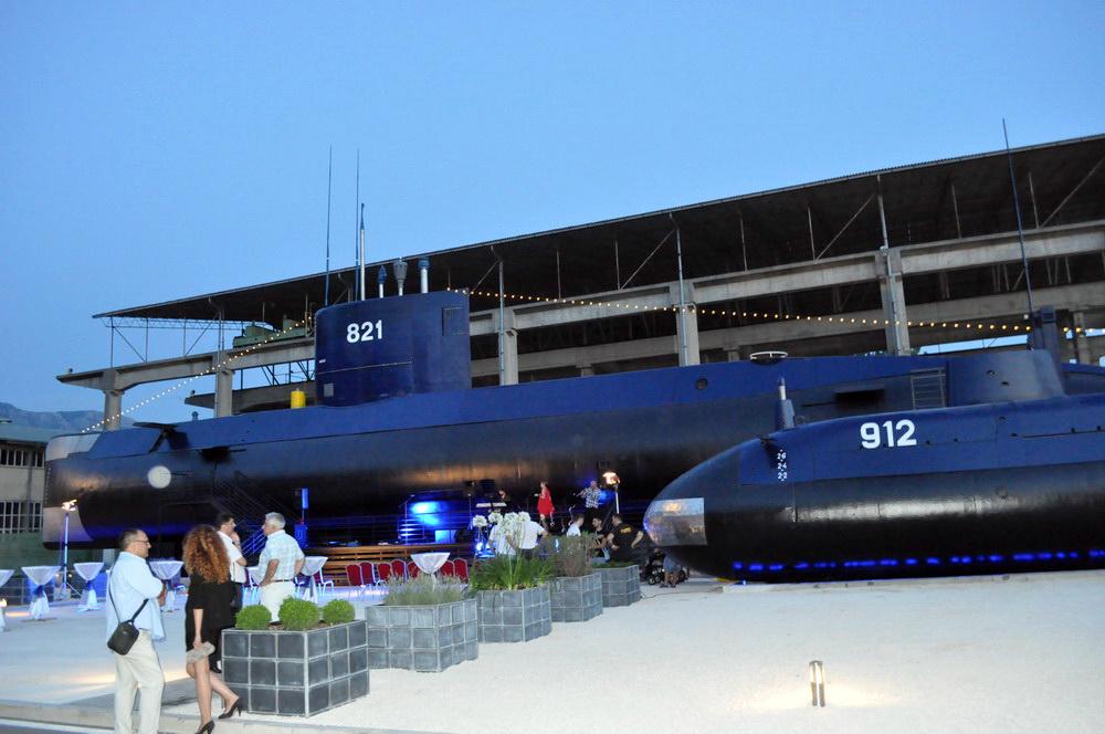 Podmornica 821 Porto Montenegro