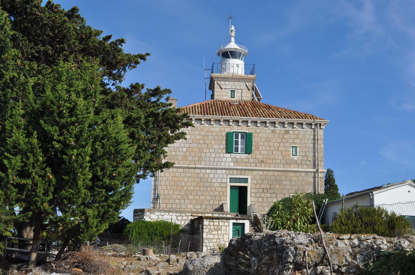 Sveti Andrija svjetionik - Foto Boka News