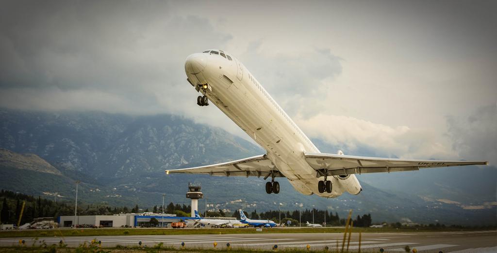 Aerodroma Tivat