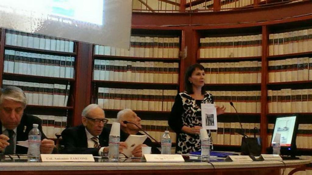 Sa promocije u Rimu