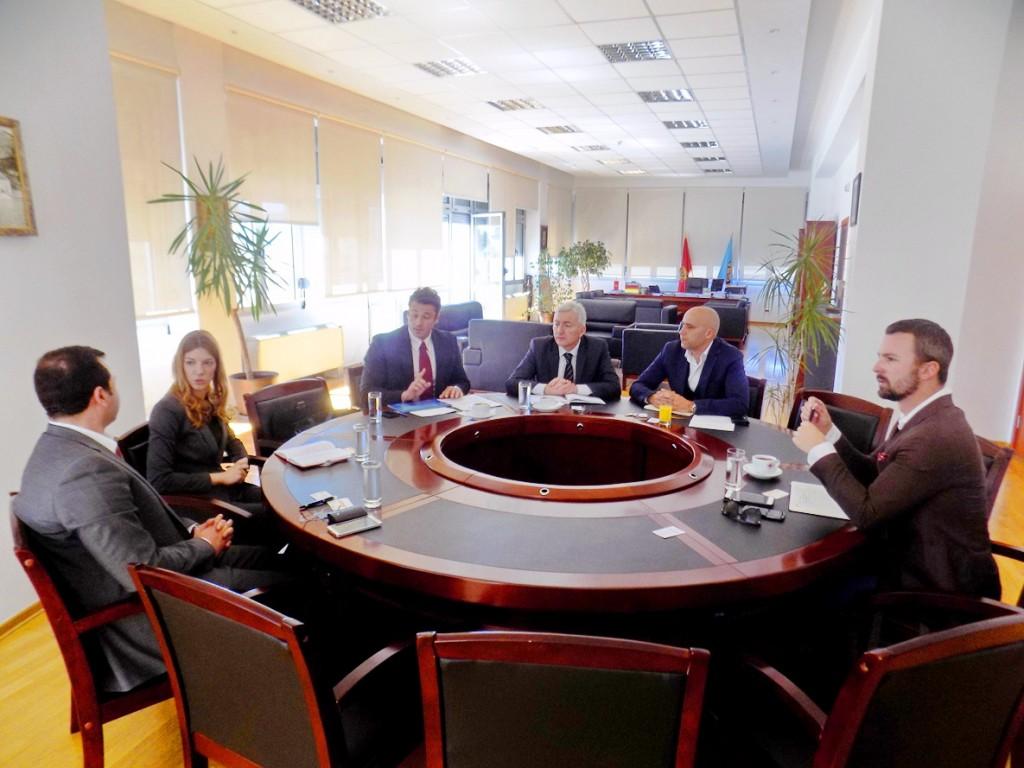 Sa sastanka u Opštini Tivat