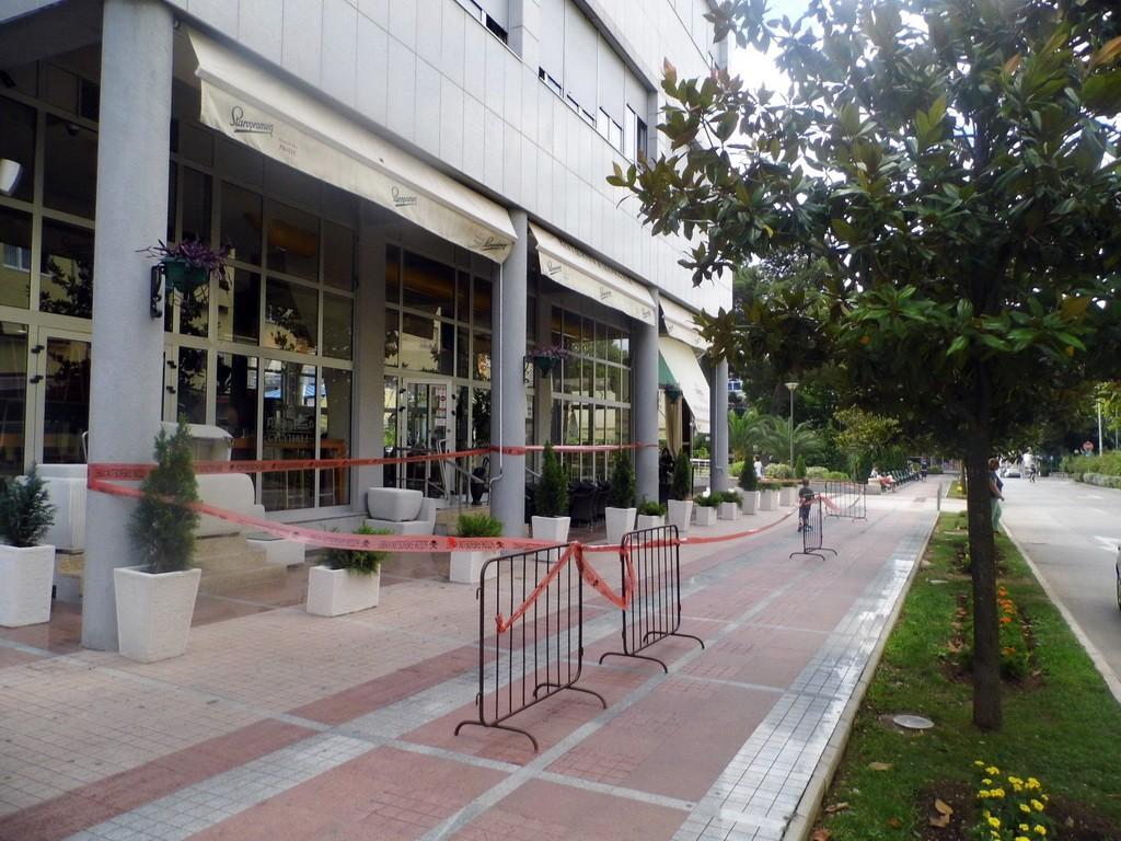 Zgrada opštine Tivat