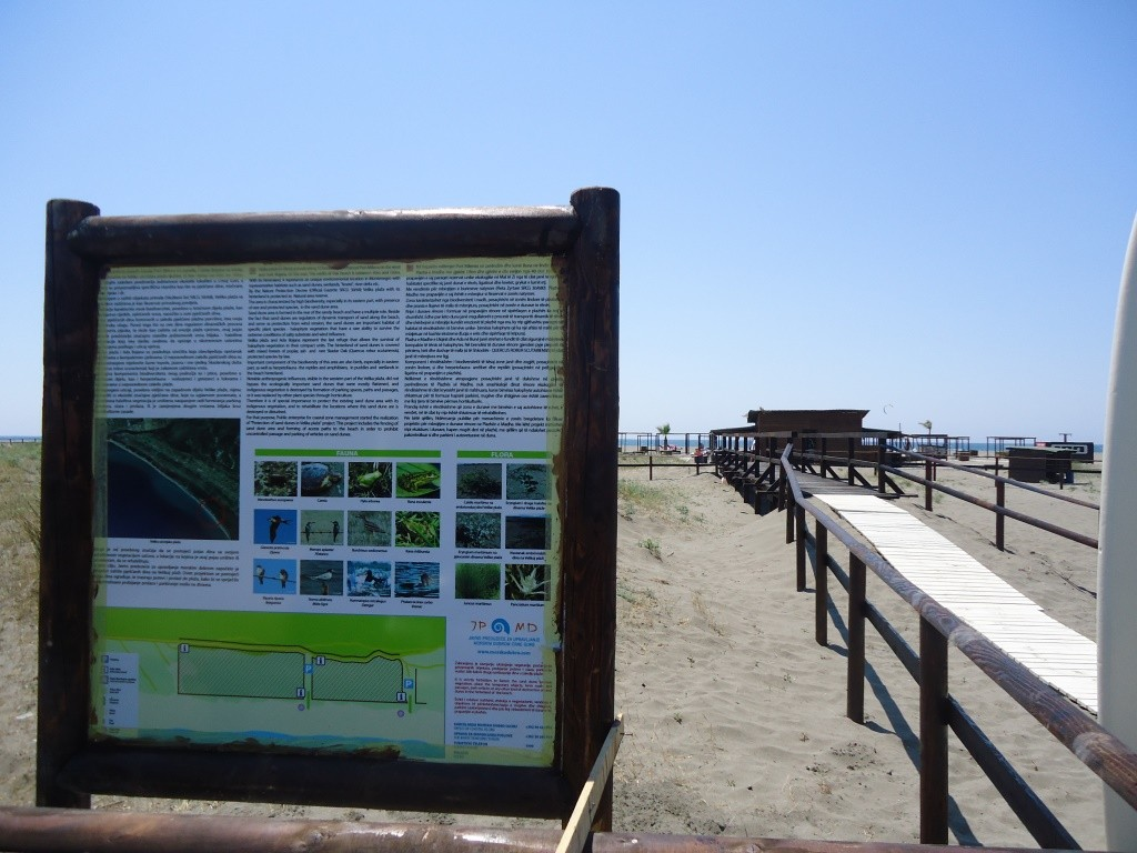 Velika plaža - Ulcinj