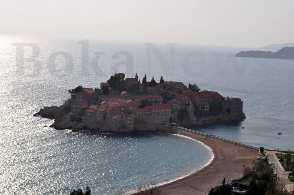 Sveti Stefan - Foto Boka News