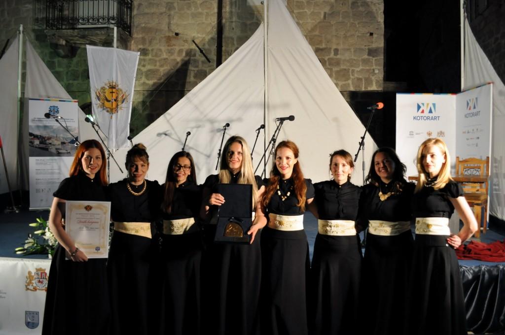 Festival klapa Perast 2015.