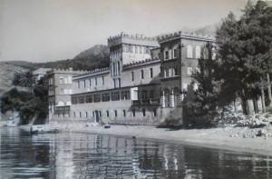 Madjarov hotel u Zelenici