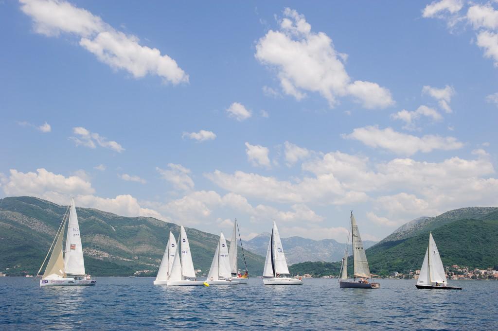 Porto Montenegro regata