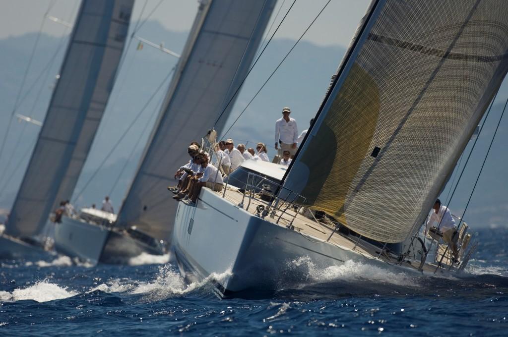 Loro piana super yacht regatta