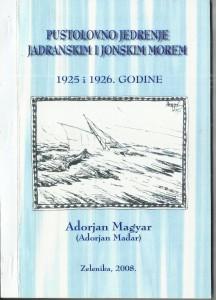 Naslovnica knjizice o Adorjanovom putovanju