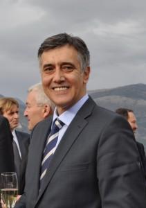Aleksandar Stjepčević - Predsjednik opštine Kotor