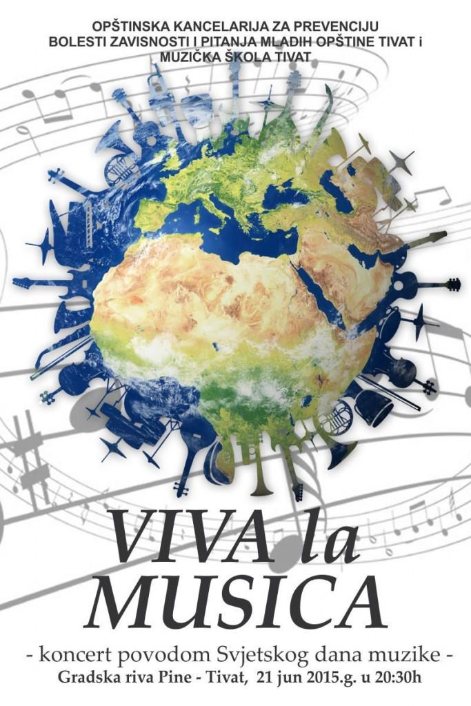 Viva la musica - Svjetski dan muzike