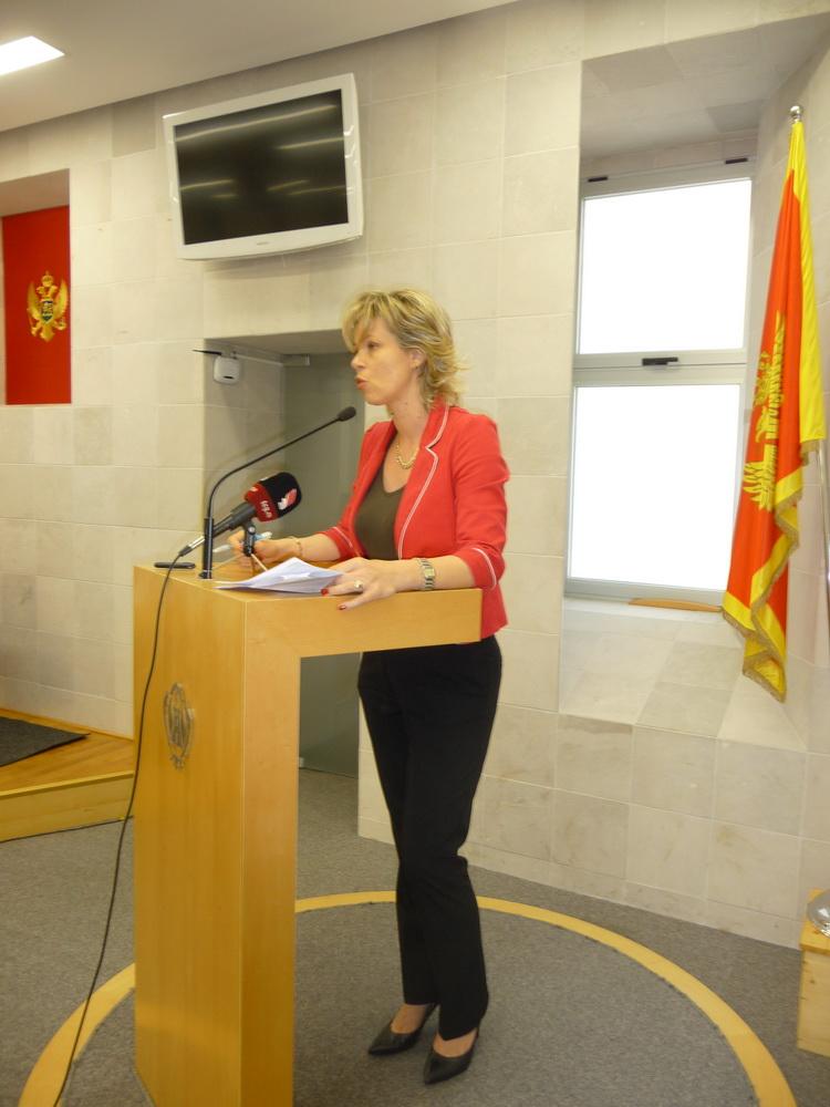 Danijla Djurovic SNP
