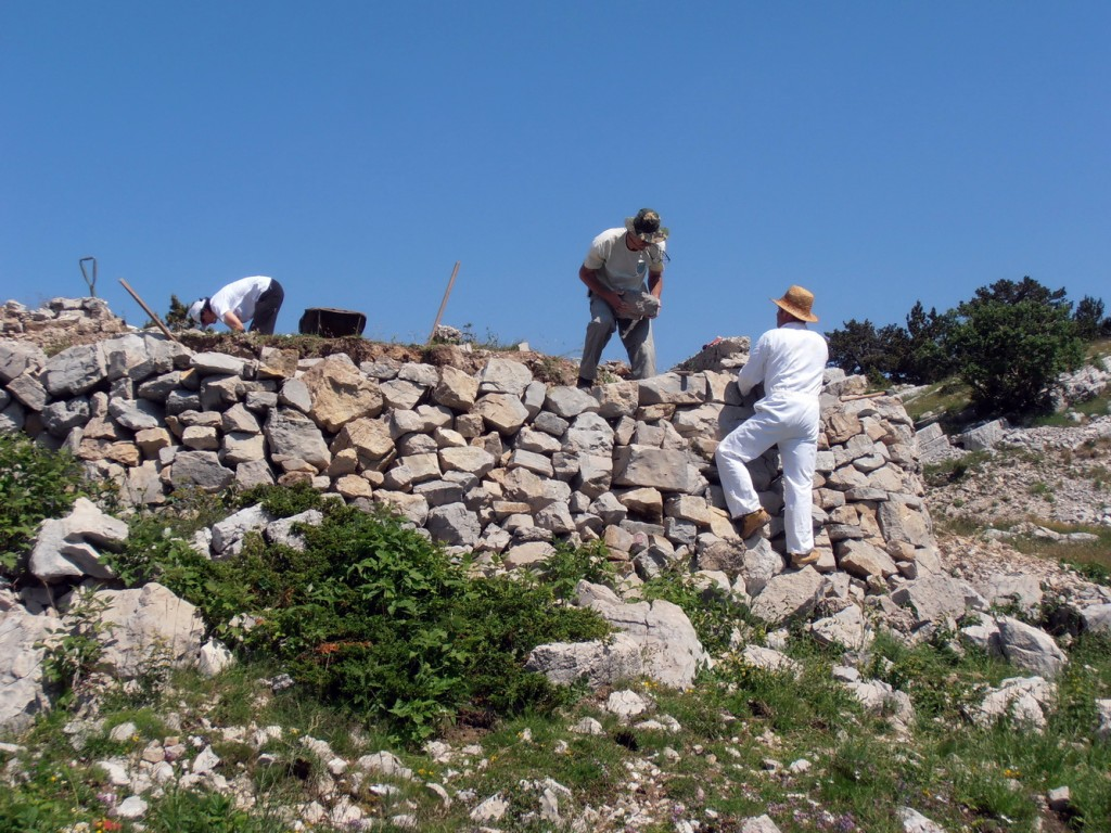 Radionica gradnje na suvo vraća boćanje na Orjensko sedlo