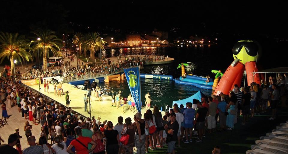 Jadranske igre Tivat 2015.