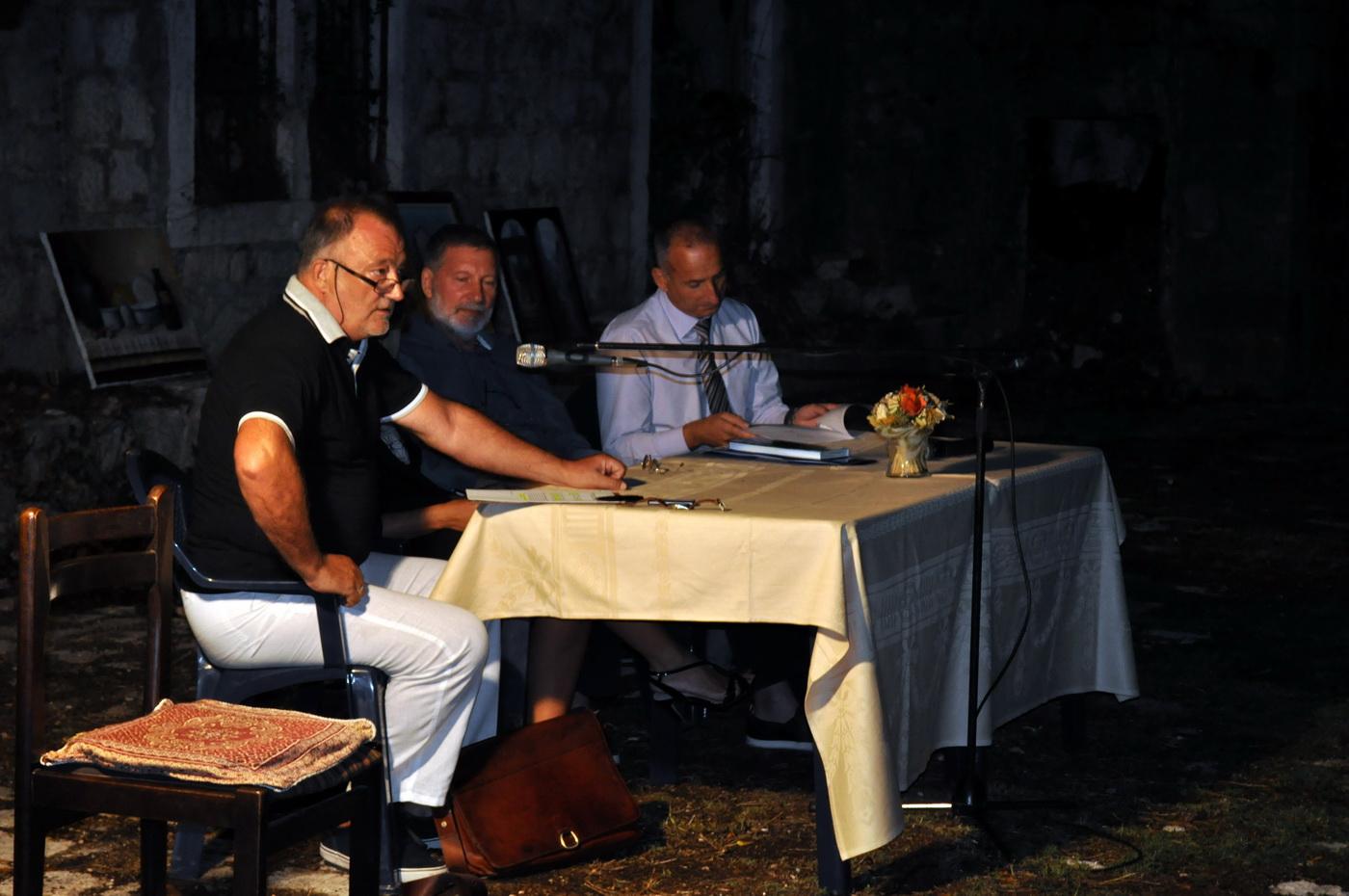 Risan - Veče kapetanskih poortodica Ivelić i Đurković