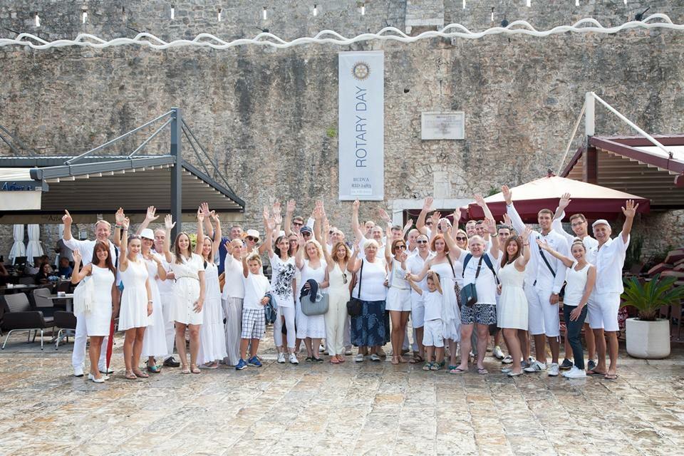 Rotary day Budva