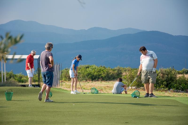 Golf - Luštica bay
