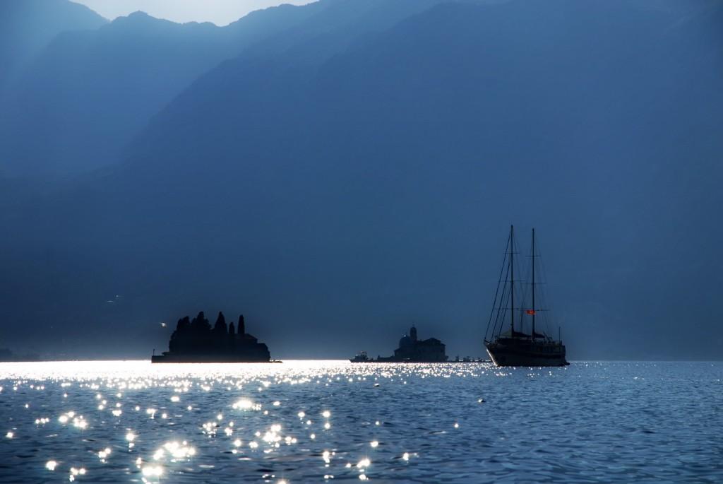 Vrijeme - pogled na ostrva foto Z.Nikolić