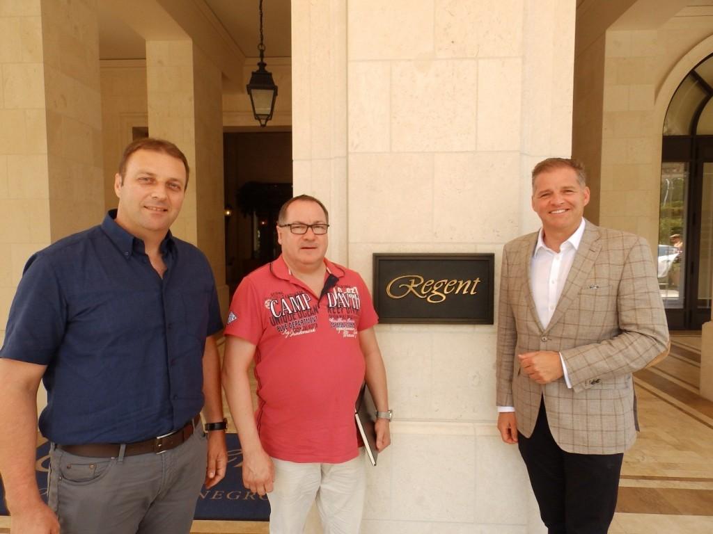 Zoran Klikovac, Thomas Douschan, Michael Posch