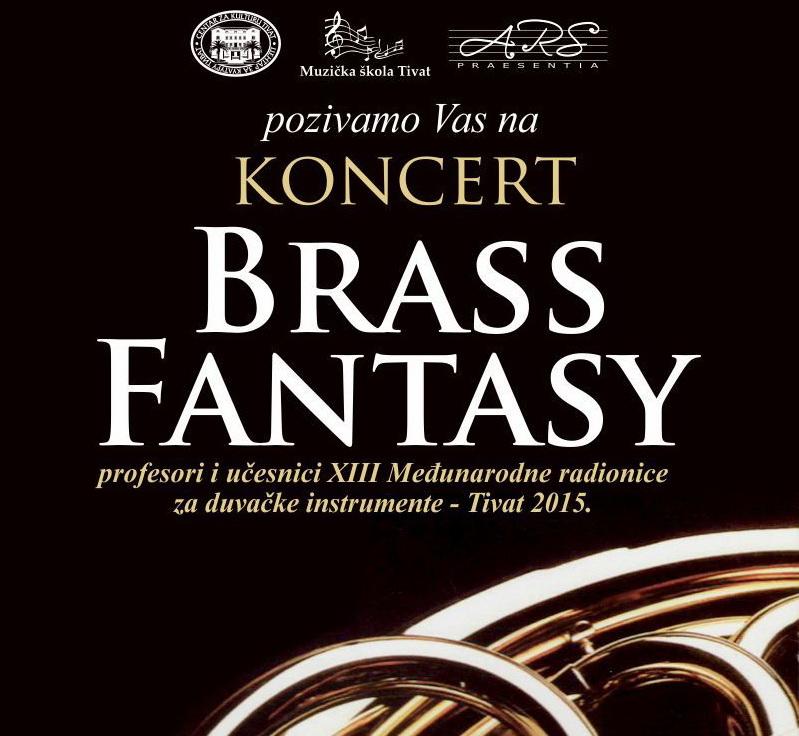 Brass Fantasy 2015