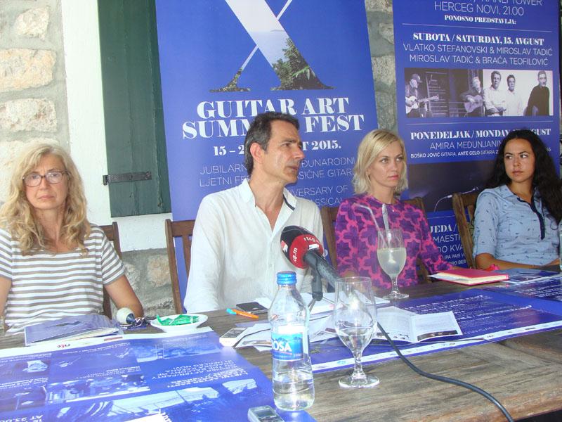H.Novi - Deseti Guitar art summer fest