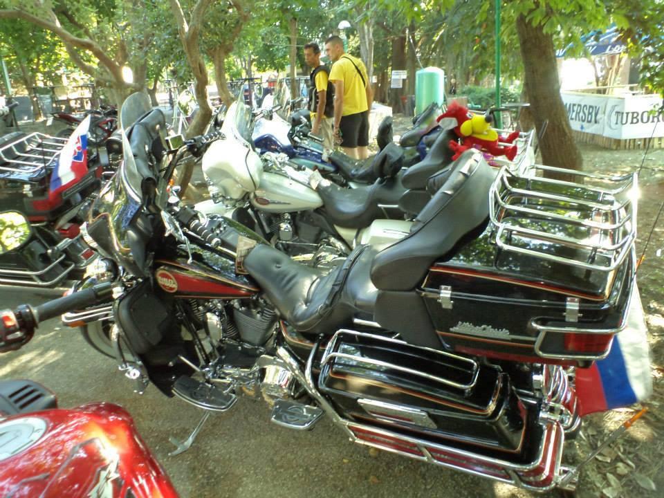 Moto skup Igalo