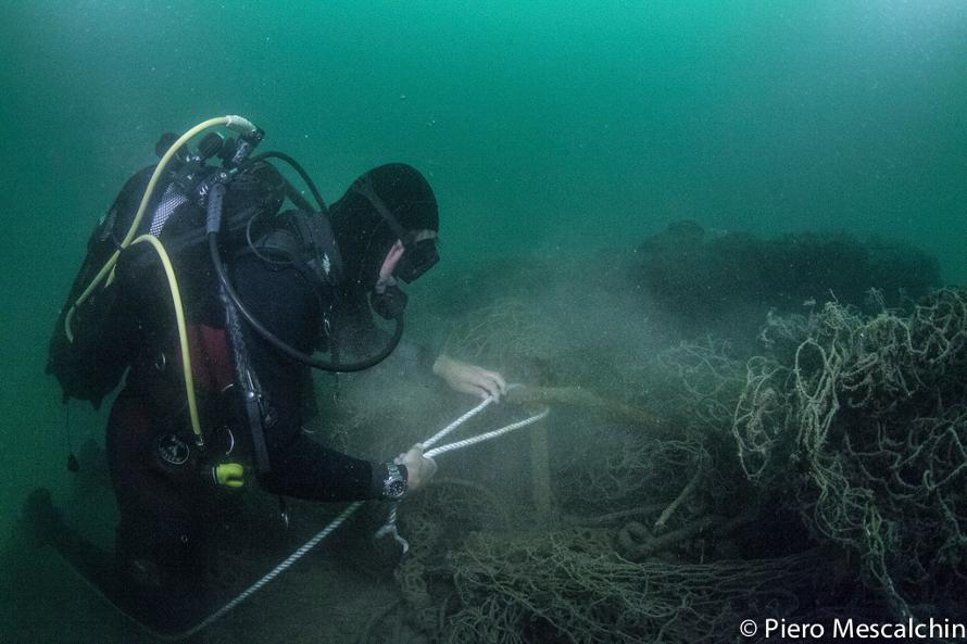 Čišćenje morskog dna