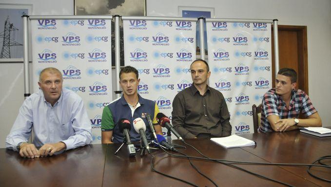 Gojković selektor vaterpolo reprezentacije CG