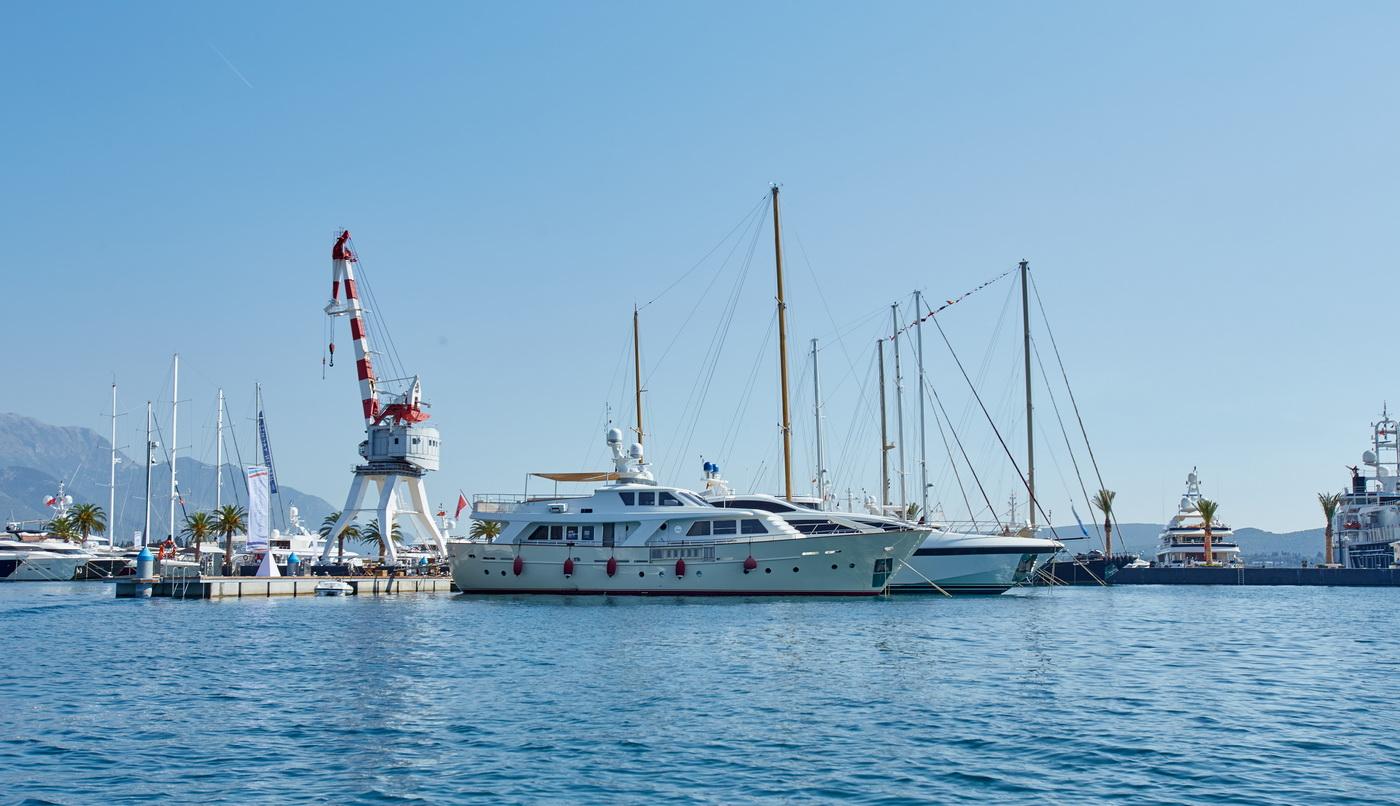 MUBA Pop Up Superyacht Show u Tivtu