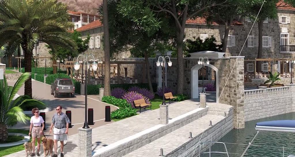 Kompleks Lazaret u Meljinama