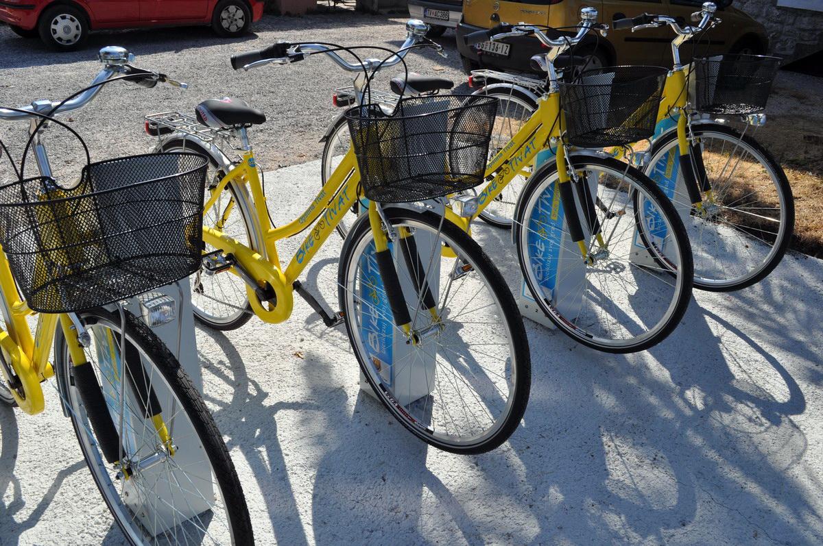 Uskoro opet u funkcji - sistem Bike Tivat