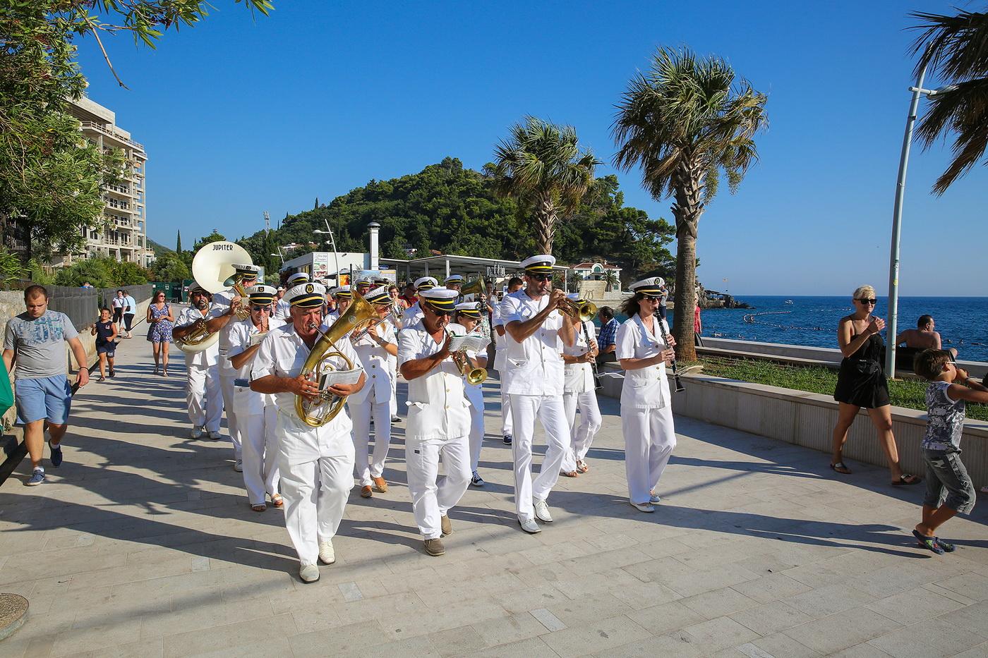 Gradska muzika Budva
