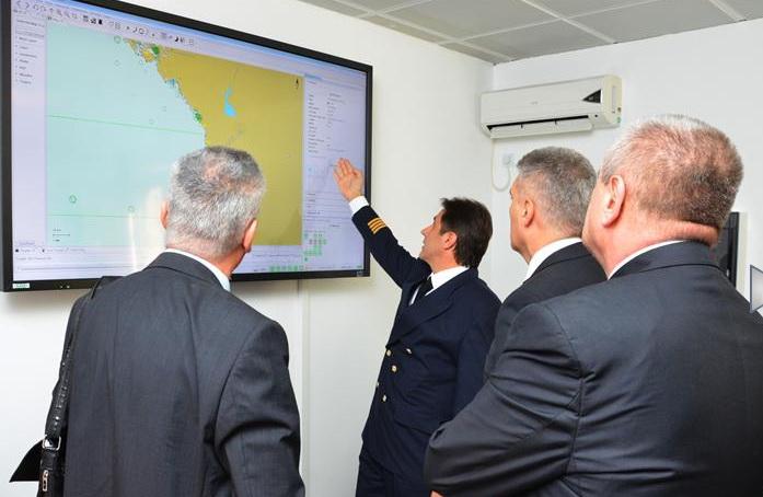 Predstavljen Sistem za nadzor i kontrolu pomorskog saobraćaja