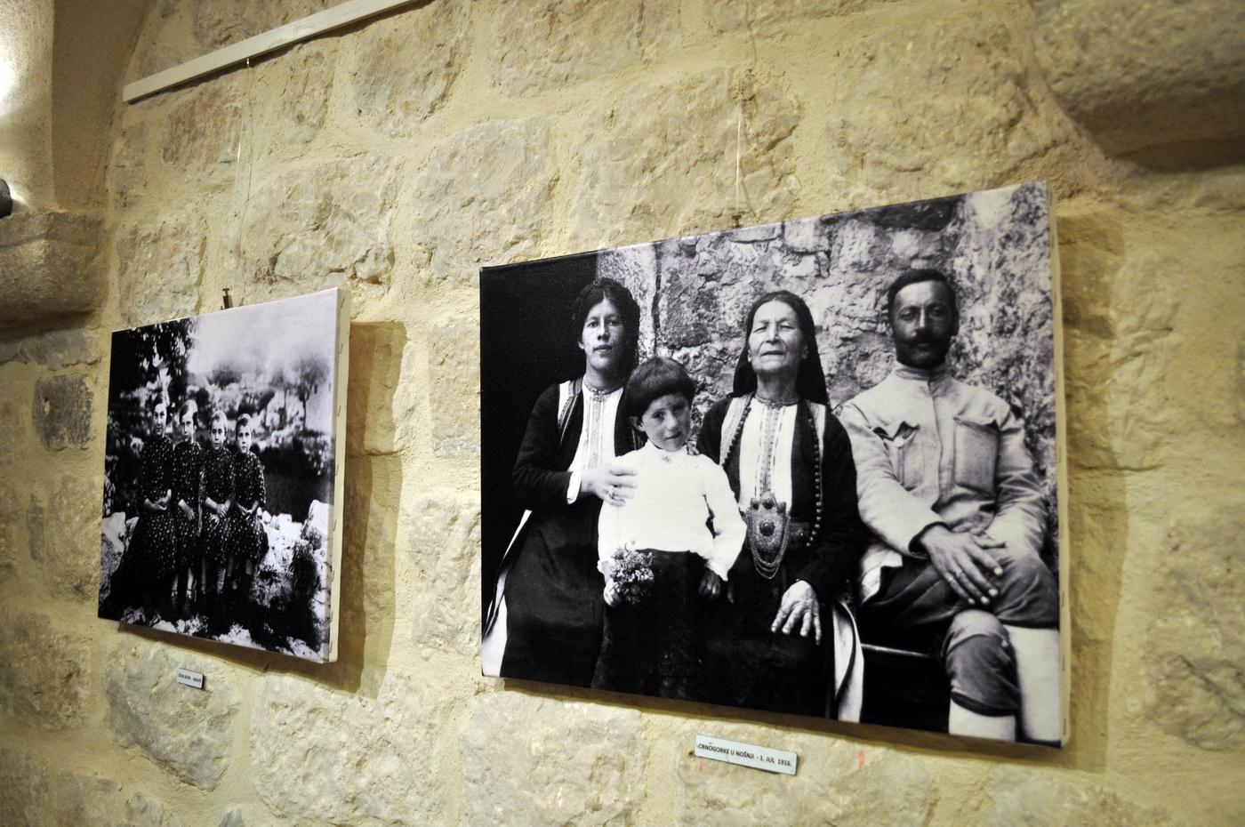 Izložba fotografija Crna Gora 1914-1918