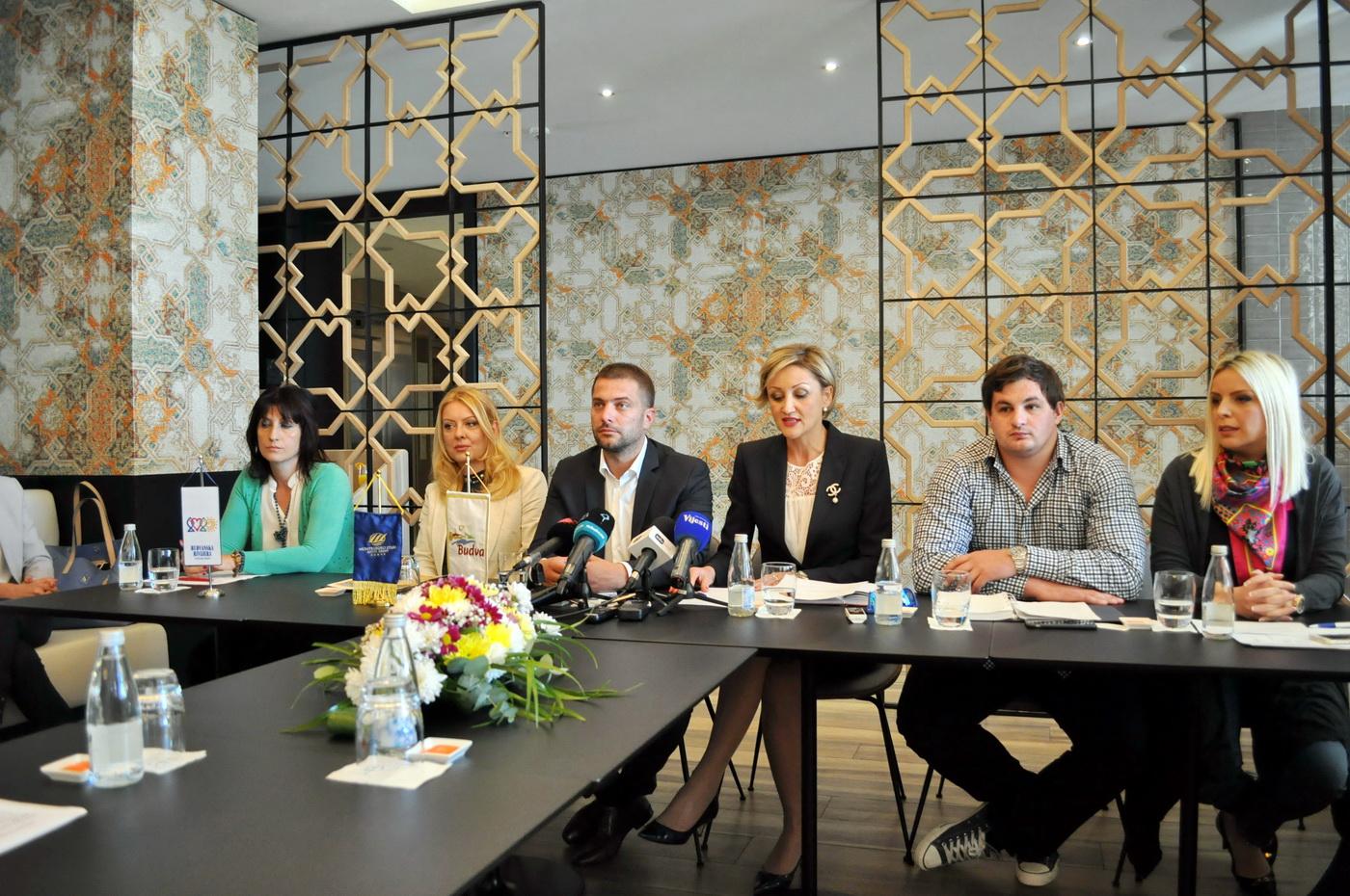 Sa press konferencije TO Budva