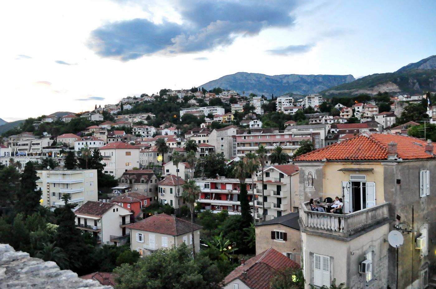 Herceg Novi stari grad