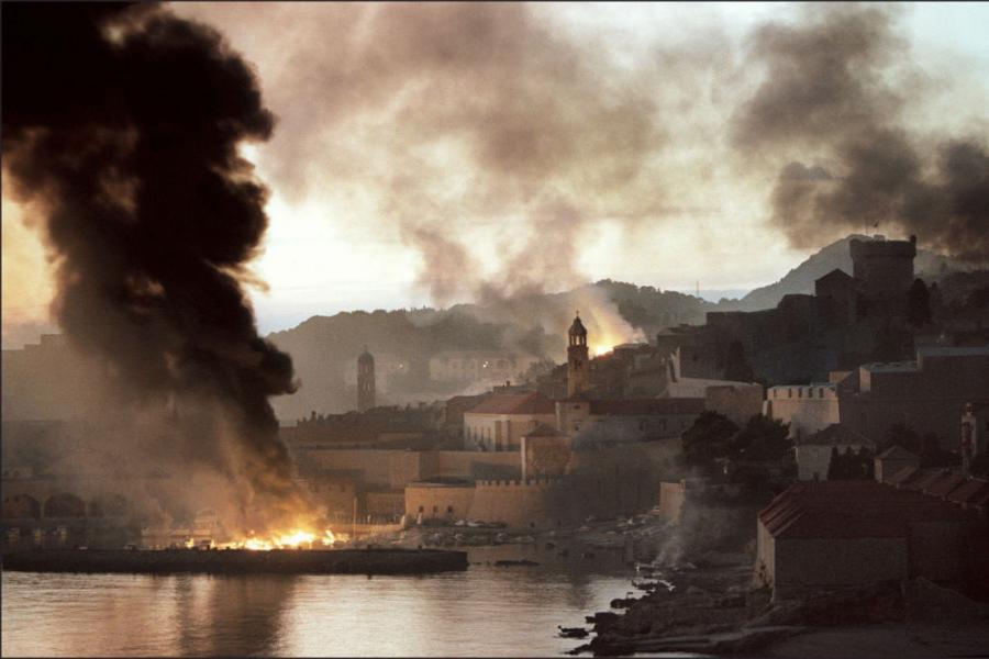 Napad na Dubrovnik 1991