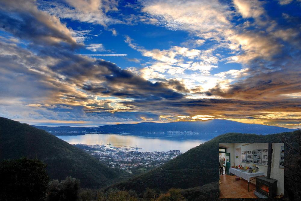 Panorama iz Gornje Lastve