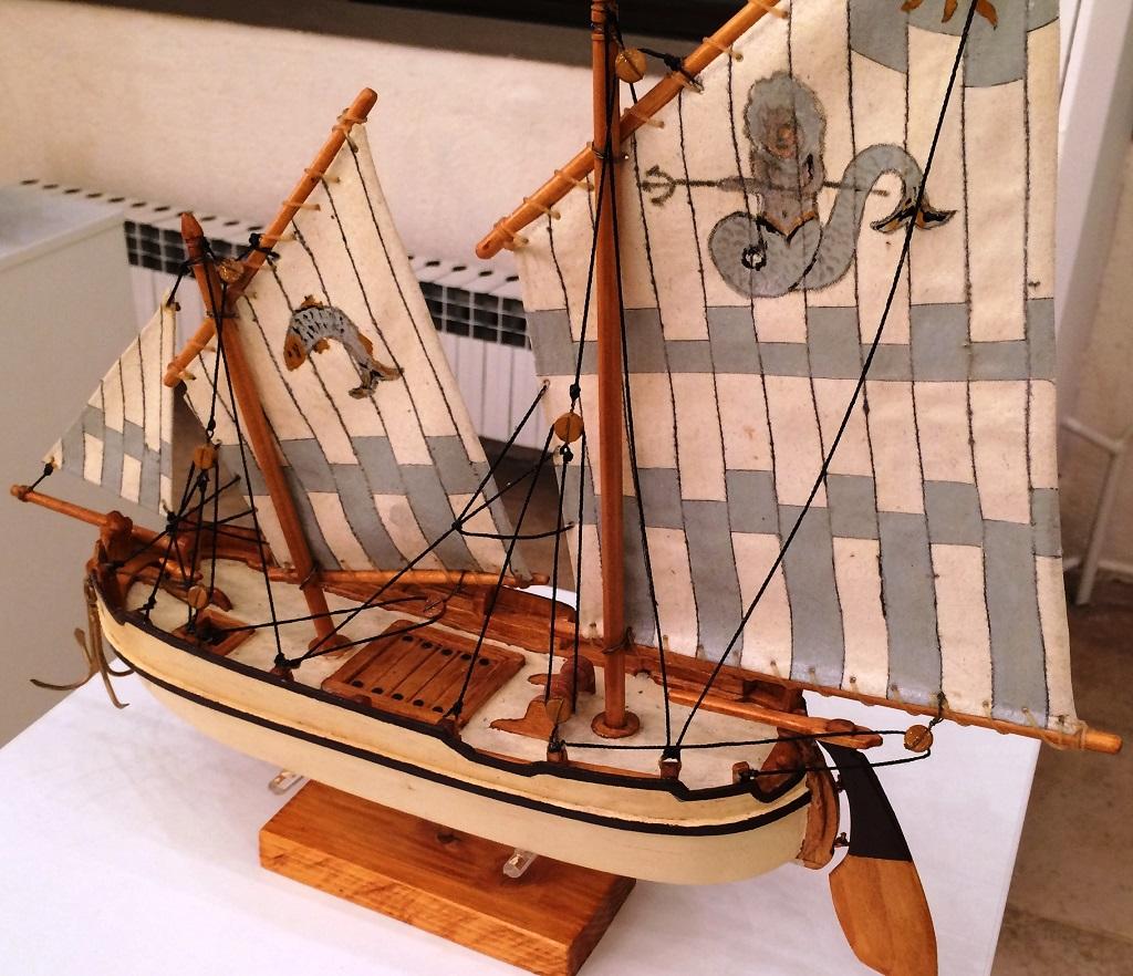 Bigai izložba maketa brodova