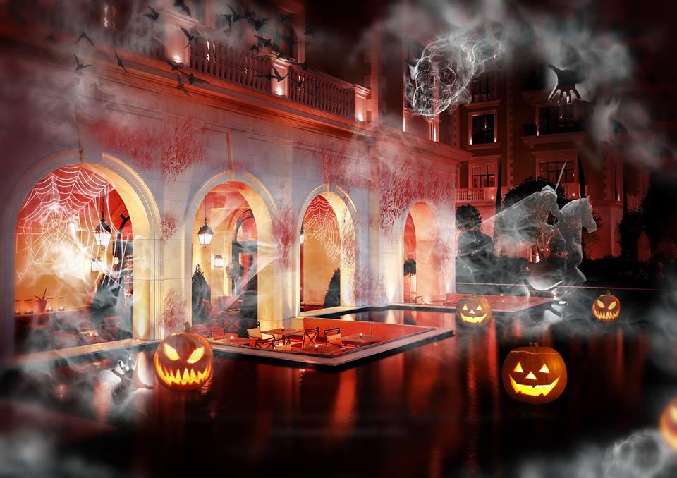 Regent Porto Montenegro - Halloween