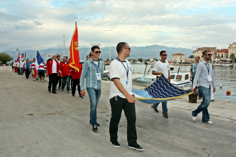 Svjetsko prvenstvo štapom iz brod za juniore - foto Šime Duvančić