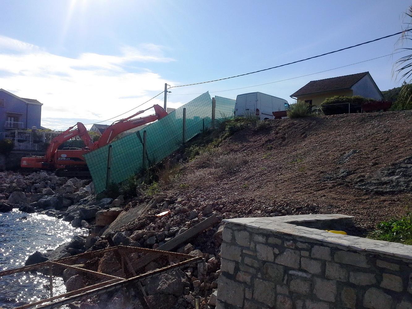Najnovija gradnja na Obali Đurasević