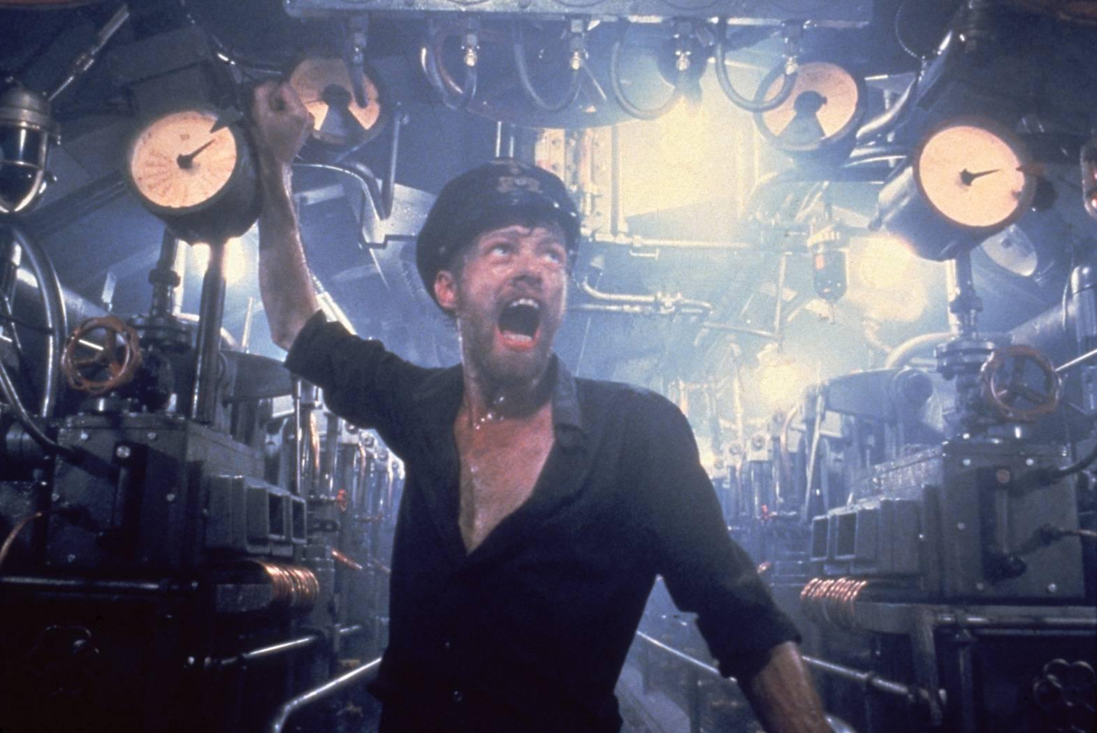Scena iz filma Das Boot