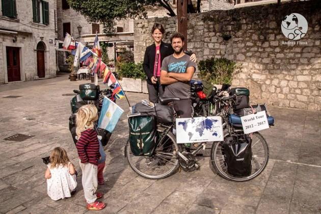 Biciklom na put oko svijeta