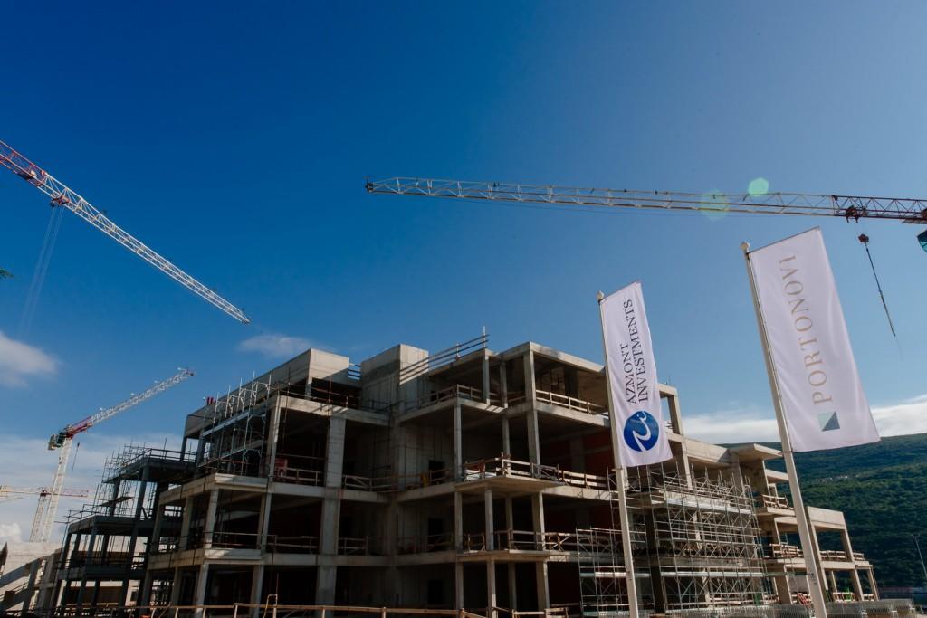 Azmont Investments nastavlja sa radom na Portonovi rizortu